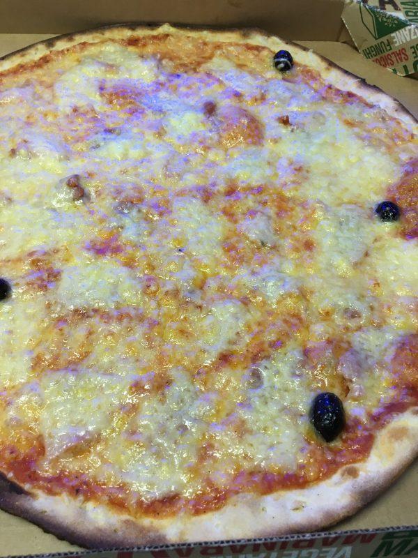 JAMBON FROMAGE - PATRICK PIZZA PEYOLLES