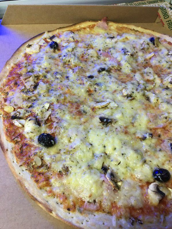 SICILIENNE - PATRICK PIZZA PEYOLLES